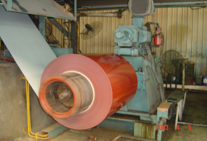 Anber Coating An Expert In Aluminium Wheel Coil Painting