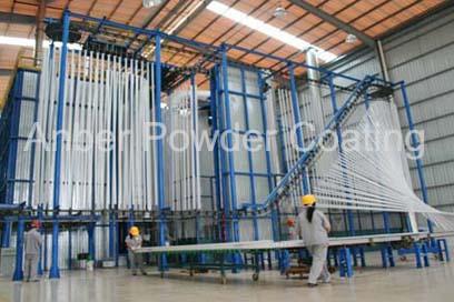 Wuxi Anber Machine Co , Ltd  - An expert in aluminium