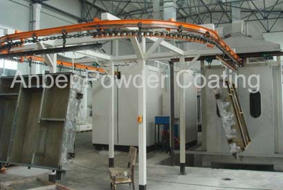 Anber Coating An Expert In Control Cabinet Powder